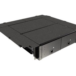Pick-up Lockable Draw system with side flaps